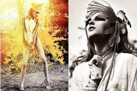 Najbolje: - Numero – Model, kao i odjeća su fantastični, a fotografija nije pretjerano manipulirana.