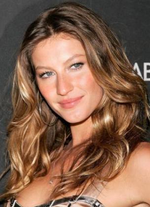 5 odličnih frizura Gisele Bundchen
