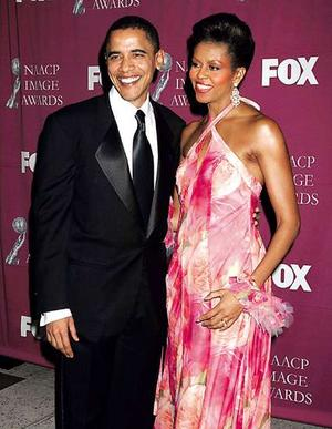 Obame na vrhu ljestvice najbolje odjevenih