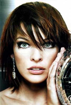 5 odličnih frizura Mille Jovovich