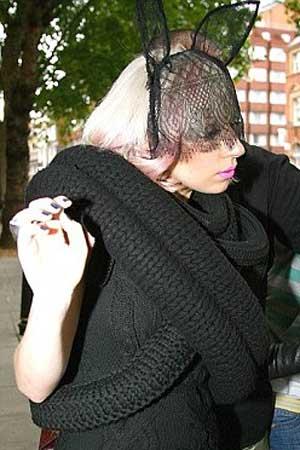 Uši Playboy zečice – najnoviji modni trend