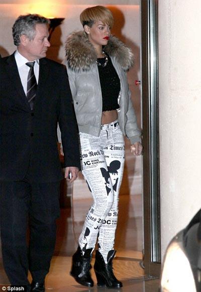 Rihanna-tajice