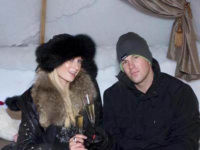 Paris Hilton, prosinac 2009.
