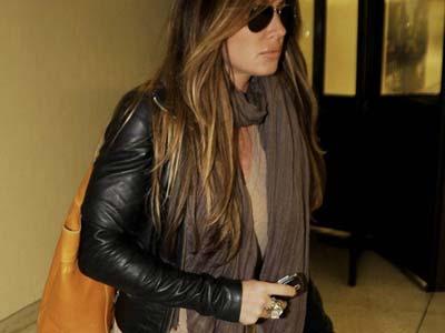 Rachel Uchitel, prosinac 2009.