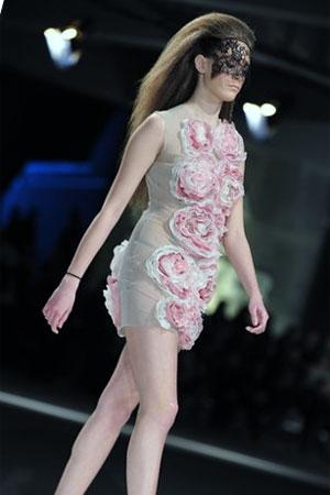 Linea Exclusive haljine za proljeće i ljeto 2010.