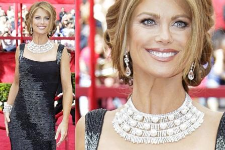 Ogrlica i naušnice Kathy Ireland
