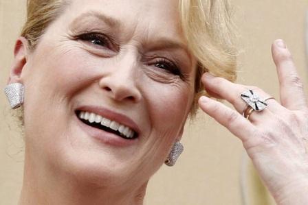 Prsten Meryl Streep
