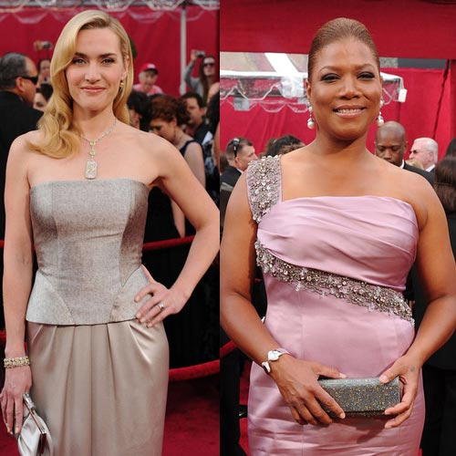 Kate Winslet i Queen Latifah