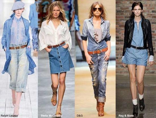 Pet trendova za proljeće 2010.