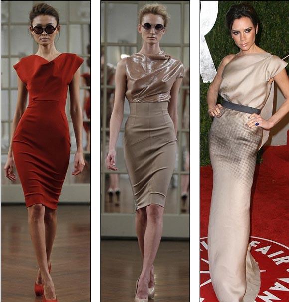 Odjeća Victorie Beckham postala je već omiljena mnogim velikim