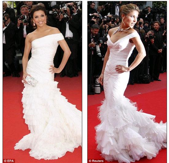najljepše svečane haljine s Kanskog filmskog festivala