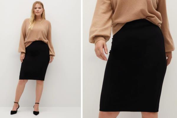 Moderne suknje za punije za jesen/zimu 2021.