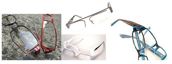 Moderne dioptrijske naočale jesen / zima 2010/2011