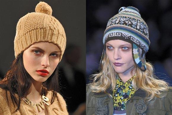 Moderne kape za zimu 2010/2011.