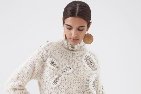Moderni pleteni džemperi