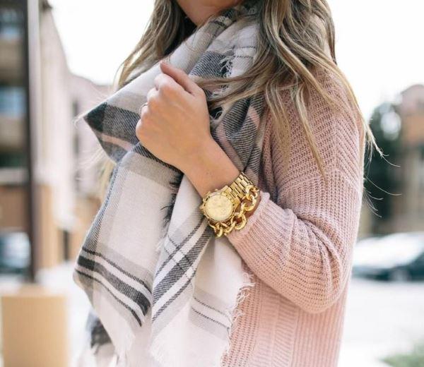 Kako sve možete nositi šal