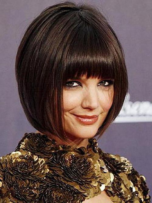 Najpopularnije frizure u 2010 - Katie Holmes