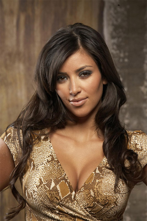 Najpopularnije frizure u 2010 - Kim Kardashian