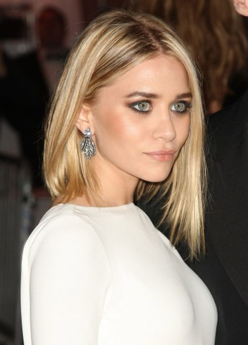 Najpopularnije frizure u 2010 - Ashley Olsen