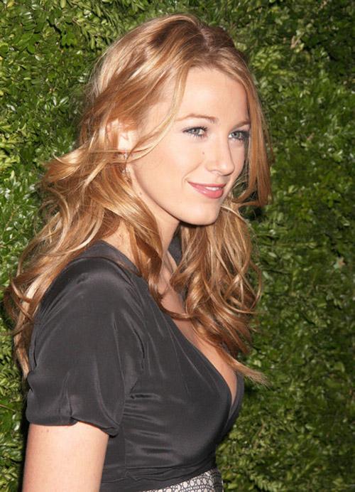 Najpopularnije frizure u 2010 Blake Lively