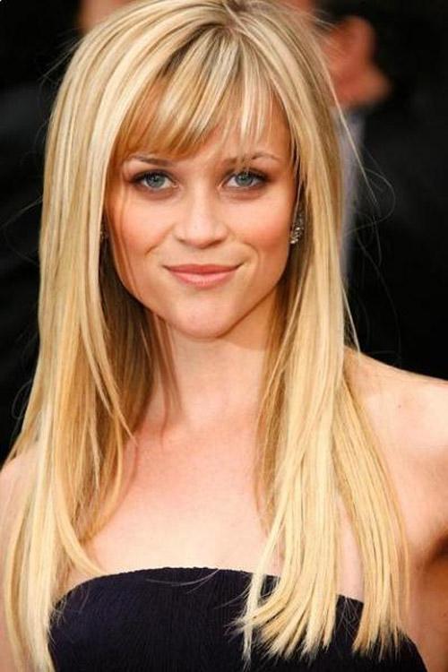 Najpopularnije frizure u 2010 Reese Witherspoon
