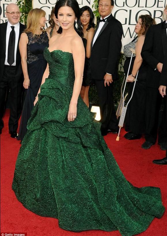 Zlatni globus 2011. - Najljepše haljine