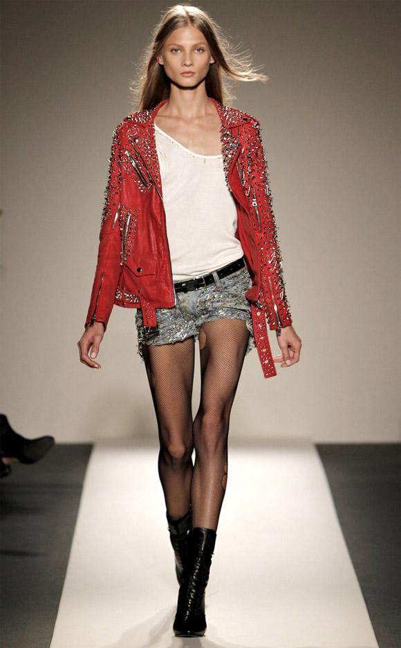 Moda za proljeće 2011: Punk moda