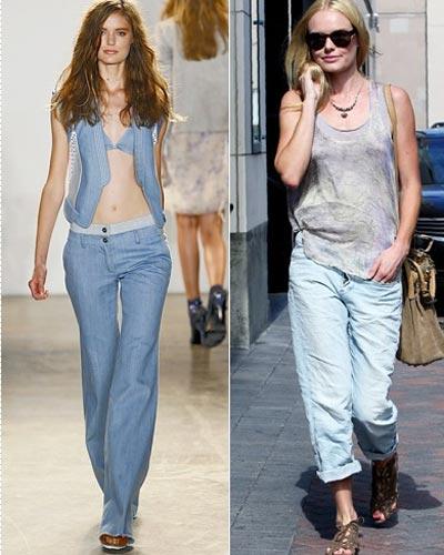 Proljetni jeans makeover