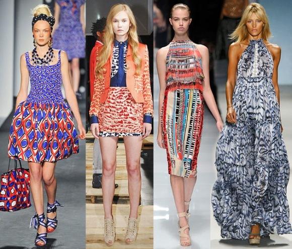 Moda za proljeće 2011: Šarmantni uzorci