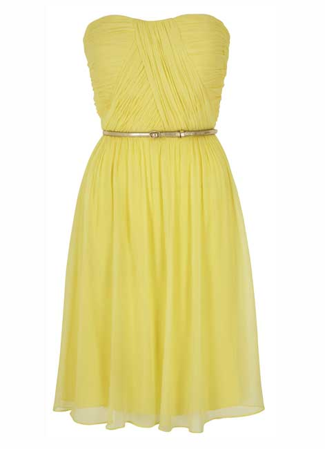 Za proljeće sunčano žuto