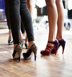 Stavite cipele u centar pažnje