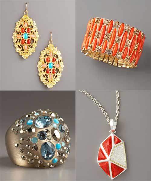 Moderan nakit za proljeće i ljeto
