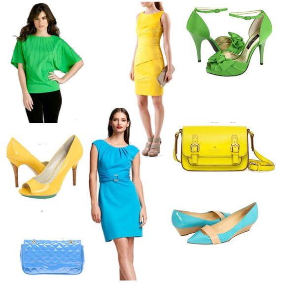 Moderne boje za proljeće i ljeto
