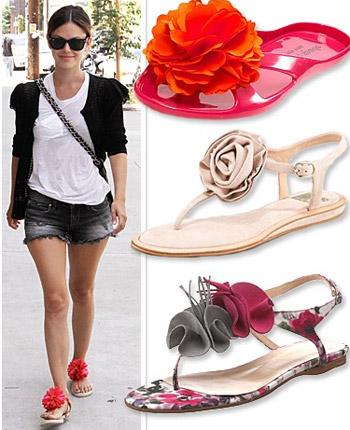 Ravne sandale za svaki stil