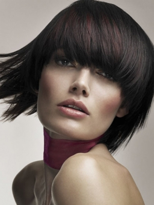 Moderne frizure za kosu srednje dužine 2012.