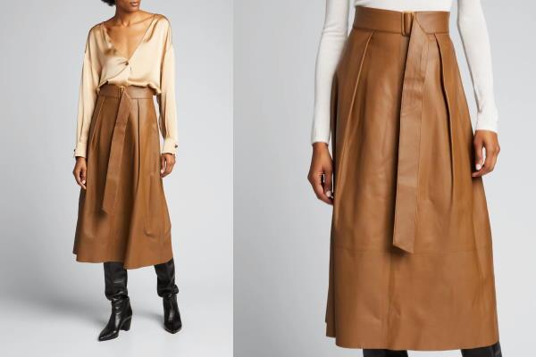 Duže suknje su trend ove zime