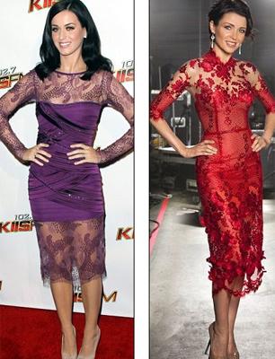 Haljine čipke najljepše od Večernje haljine