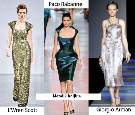 Moderna haljine za proljeće – ljeto 2012.