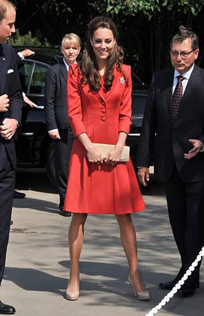 10 najboljih lookova Kate Middleton