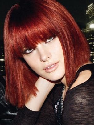 Proljeće 2012. - Frizure za srednje dugu kosu