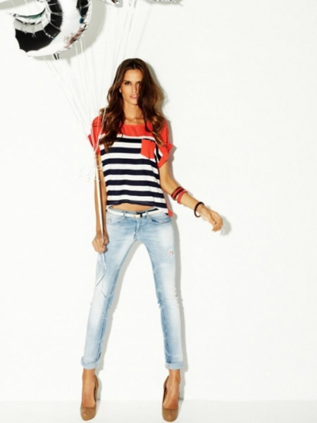 Blanco Jeans 2012 'We Love Jeans' kampanja