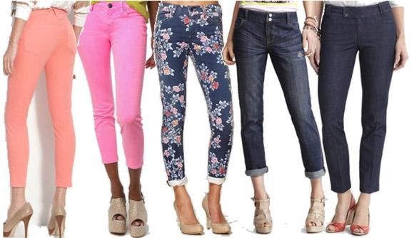 Pantalone u boji Traperice-2012