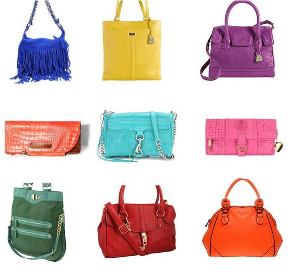 Moderne torbe za proljeće i ljeto 2012.