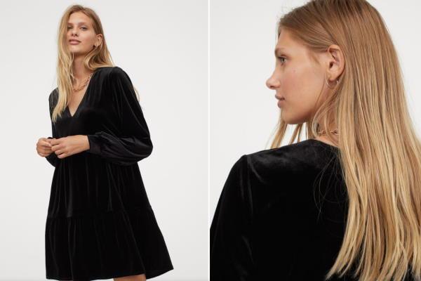 H&M  – haljine za jesen/zimu 2020/21.