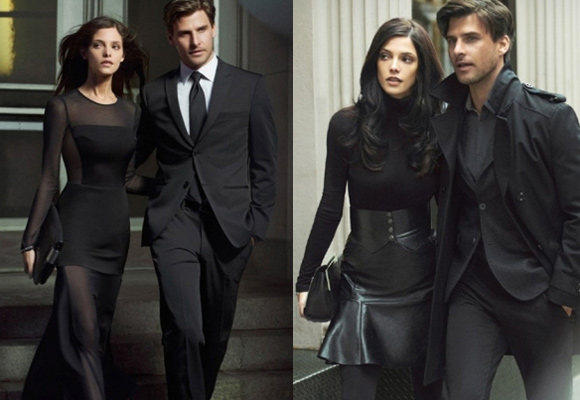 Ashley Greene za DKNY – kolekcija jesen – zima 2012/2013.