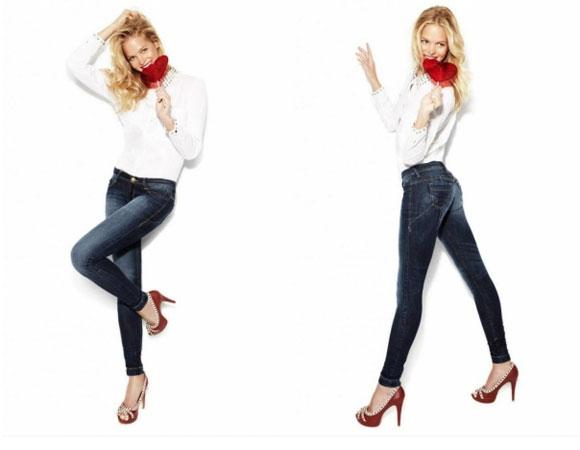 Erin Heatherton za Blanco Jeans jesen – zima