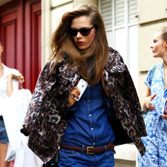 Odjeća inspirirana animal printom za jesen