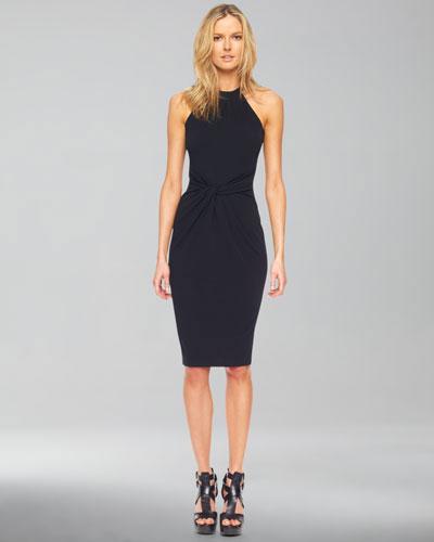 Moderne crne haljine za jesen / zimu 2012/2013.