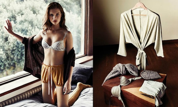 Women Secret jesen – zima 2012 /2013.