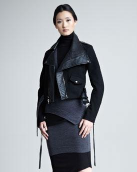 Modni trendovi za jesen – zimu 2012/2013:  Koža